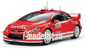 24285 Tamiya 1/24 Автомобиль Peugeot 307 WRC