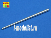 35 L-27 Aber 1/35 Russian 85mm ZiS-S-53 L/54,6 tank barrel for T-34/85 late