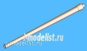 72015 Zedval 1/72 100 мм ствол Д-10 для CY-100