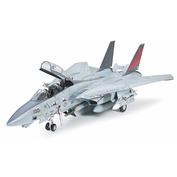 60313 Tamiya 1/32 Американский истребитель Grumman F-14A Tomcat Black Knights