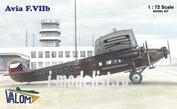 72038 Valom 1/72 Avia F.VIIb