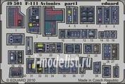 49501 Eduard 1/48 Фототравление для F-111 avionics