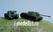 7503 Italeri 1/72 ИСУ-122 - Fast Assembly -