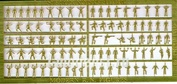 3512 White Ensign Models 1/350 Naval Figures for all nations x 100