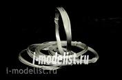 AH0164 Aurora Hobby Проволока из оцинкованной стали, диаметр 0.40 мм (2 метра)