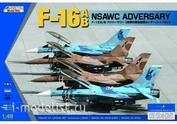 K48004 Kinetic 1/48 F-16A/B NSAWC Adversary