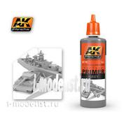 AK175 AK Interactive Primer grey (GREY PRIMER), 60 ml.
