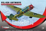 481311 Mirage Hobby 1/48 PZL.43A LUFTWAFFE