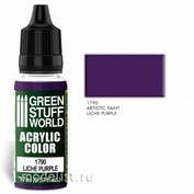 1790 Green Stuff World Акриловая краска цвет