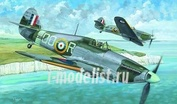 0842 Smer 1/72 Самолет Hawker Hurricane Mk.IIc