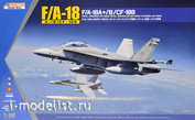 K48030 Kinetic 1/48 F/A-18A+/B/CF-188