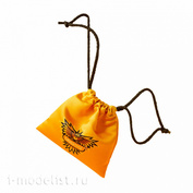 1170 Zvezda game component Pouch yellow