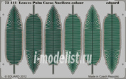 73441 Eduard 1/72 Фототравление для Leaves Palm Cocos Nucifera colour