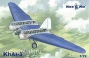 72-014 МикроМир 1/72 Nieman KhAI-3 Aviavnito-3 (ХАИ-3)