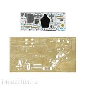 048024 Микродизайн 1/48 Цветные приборные доски для МiGG-3 (ICM, АРК, Trumpeter)