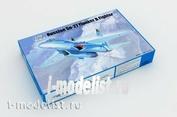 01660 Trumpeter 1/72 Russian Su-27 Flanker B Fighter