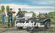 0313 Italeri 1/35 Schwimmwagen