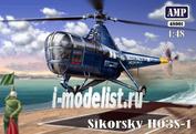 48001 AMP 1/48 Sikorsky HO3S-1