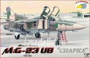 RVA72027 R.V.AIRCRAFT 1/72 MiG-23 UB (Ten markings)