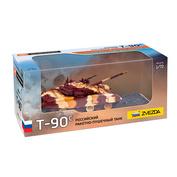 2500 Звезда 1/72 Российский ракетно-пушечный танк Т-90С