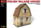 35517 MiniArt 1/35 Польский деревенский дом