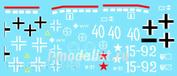 72036 ColibriDecals 1/72 Декаль для Ba-20