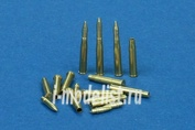 48P04 RB model 1/48 Металлический снаряд 85mm L/52 Z&S-S-53 & D-5 3 x armour-piercingl 3 x sub-caliber 3 x high-explosive, 12 x shells T-34/85, KV-85, SU-85