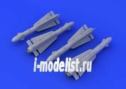648186 Eduard 1/48 Дополнение к модели AIM-4D