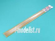 70136 Tamiya Пластиковые трубки (круглые прозрачные) диаметром 5мм длиной 40см (5шт)