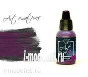 ART154 Pacific88 acrylic Paint Art Color: Plum (prune)