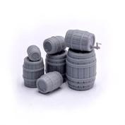 S-198 MiniWarPaint Бочки 5; 10; 15; 20; 30; 50;100 л, размер S