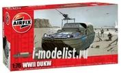 2316 Airfix 1/76 DUKW