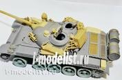 35148 Miniarm 1/35 Конверсионный набор Т-55АД, включает фототравления и точенный ствол