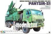 4644 Tiger Models 1/35 Зенитный ракетно-пушечный комплекс Панцирь-С1