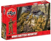 2718 Airfix 1/32 British Infantry