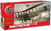 6007 Airfix 1/72 Handley Page 0/400