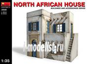 35540 MiniArt 1/35 Североафриканский дом