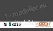98019 Акан Серый, тонировочный пигмент
