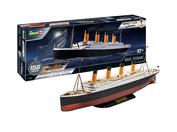 05498 Revell 1/600 Трансатлантический лайнер RMS Titanic