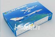 02845 Trumpeter 1/48 Самолёт  J-8 IIB