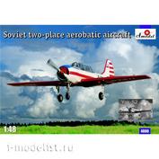 4806 Amodel 1/48 Самолет Як-52
