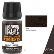 1765 Green Stuff World Сухой пигмент цвет