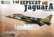 KH80104 Kittyhawk 1/48 Самолет Jaguar A