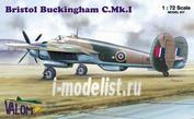 72041 Valom 1/72 Bristol Buckingham C.Mk.I