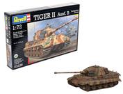 03129 Revell 1/72 Танк Tiger II Ausf. B