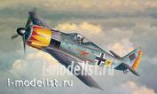 08241 Hasegawa 1/32 Focke-Wulf FW190A-5/U7 graph Special w/Figure