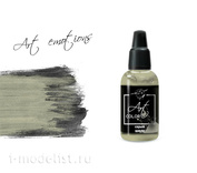 ART242 Pacific88 Краска акриловая Art Color Серый шёлк (grey silk)