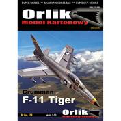 OR158 Orlik 1/33 Grumman F-11 Tiger