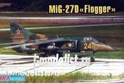 7216 ART-model 1/72 MiG-27D