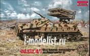 714 Roden 1/72 Sd.Kfz.4/1 Panzerwerfer42 (Немецкая ракетная установка)